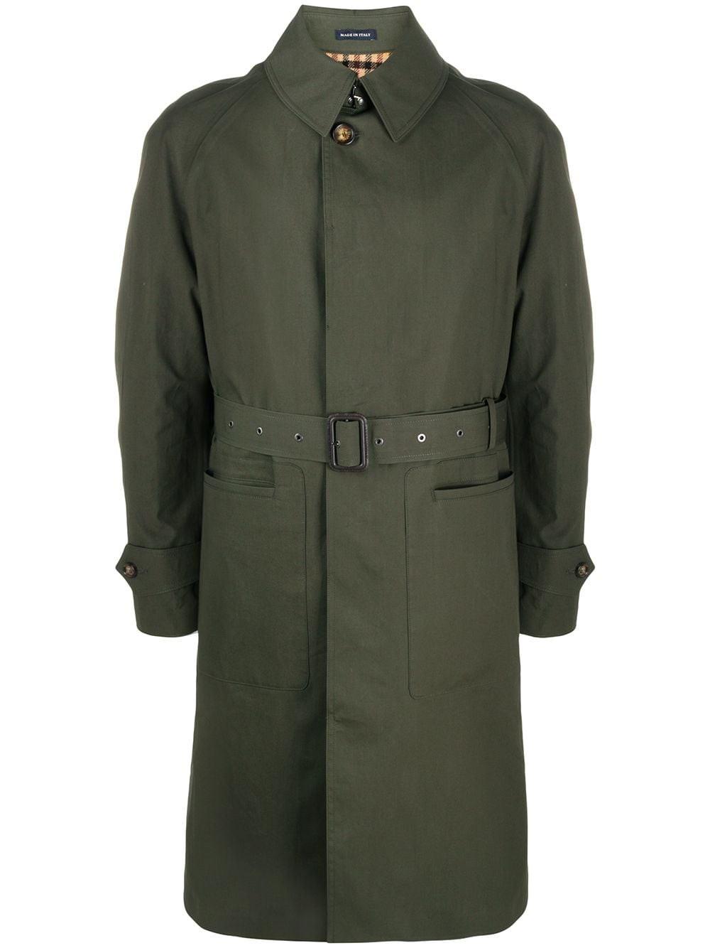 LARDINI Belted Waist Coat