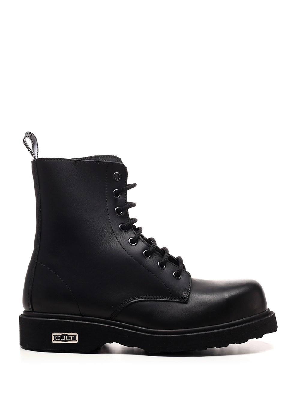 """CULT """"Bolt"""" Combat Boots"""
