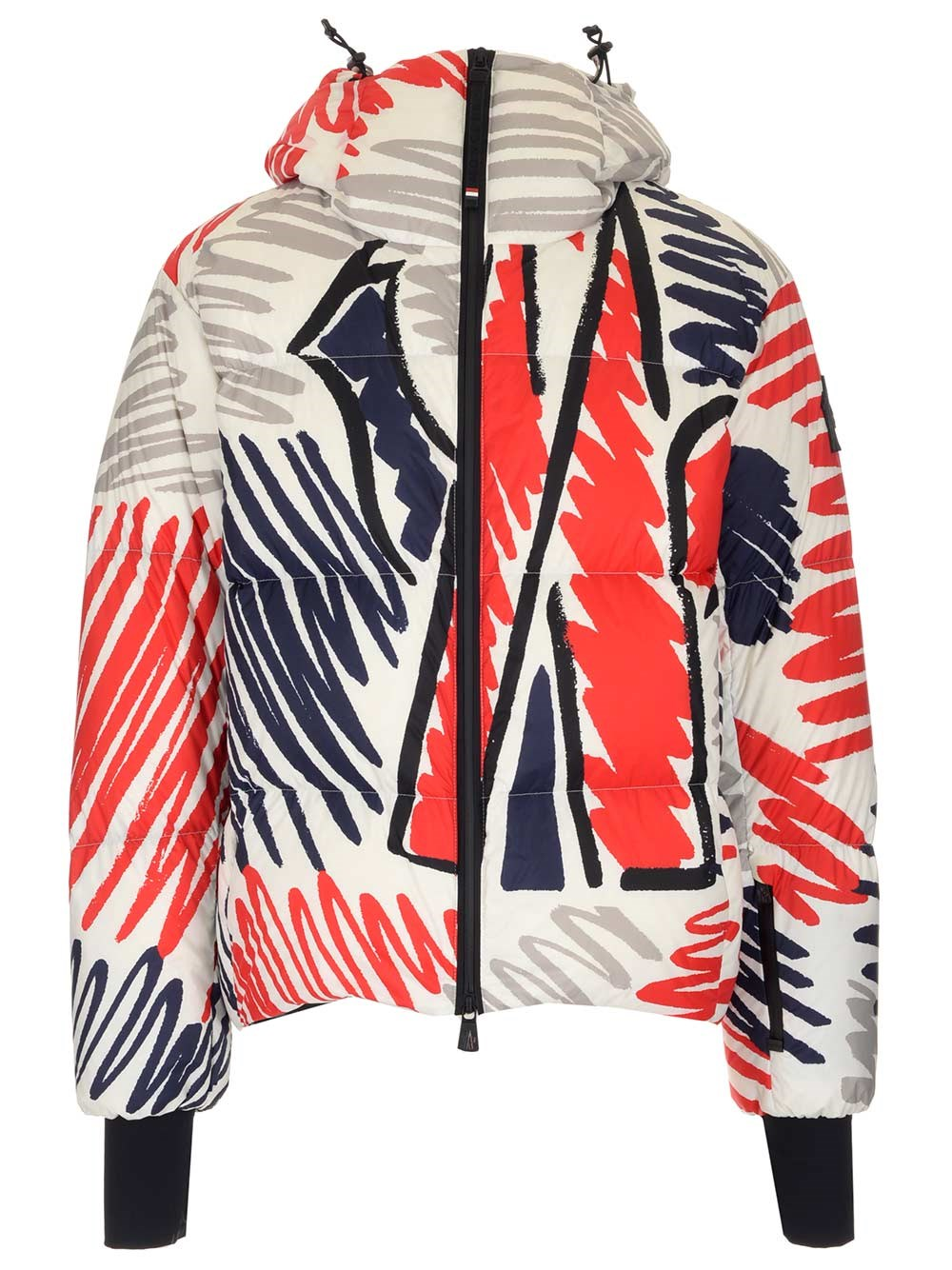 "MONCLER GENIUS ""Mazod"" Short Down Jacket"