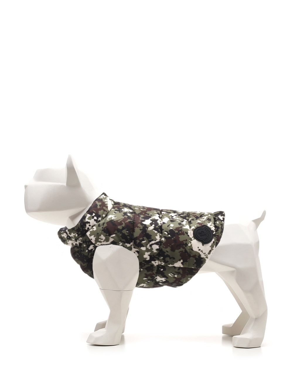 """MONCLER POLDO Camouflage """"Mondog"""" Dog Vest"""