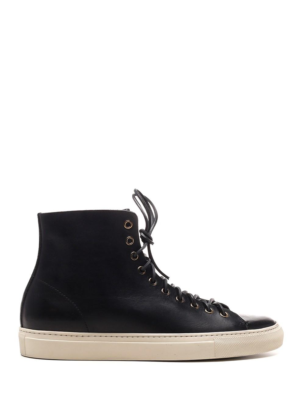 "BUTTERO ""Tanino"" High-Top Sneakers"