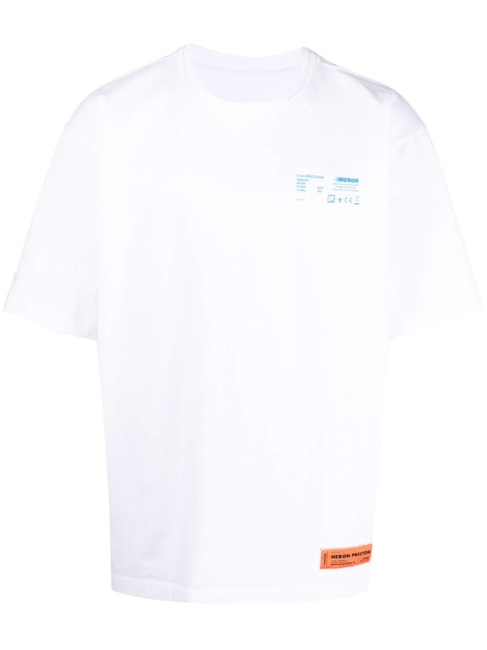 """HERON PRESTON """"Metal Workers"""" T-Shirt"""