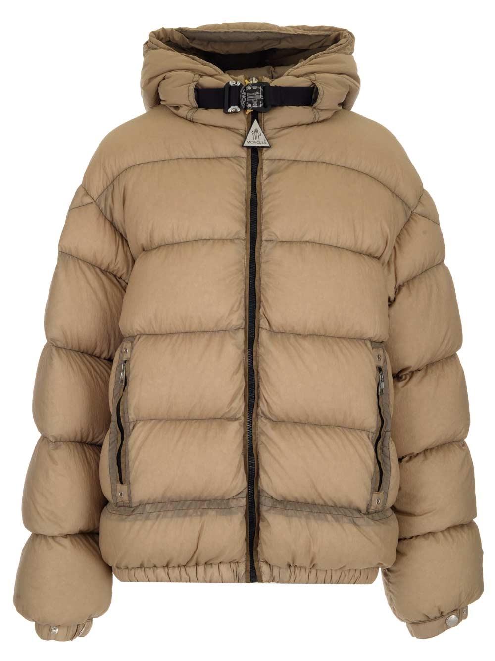 "MONCLER GENIUS ""Almond"" Jacket 6 Moncler 1017 Alyx 9Sm"