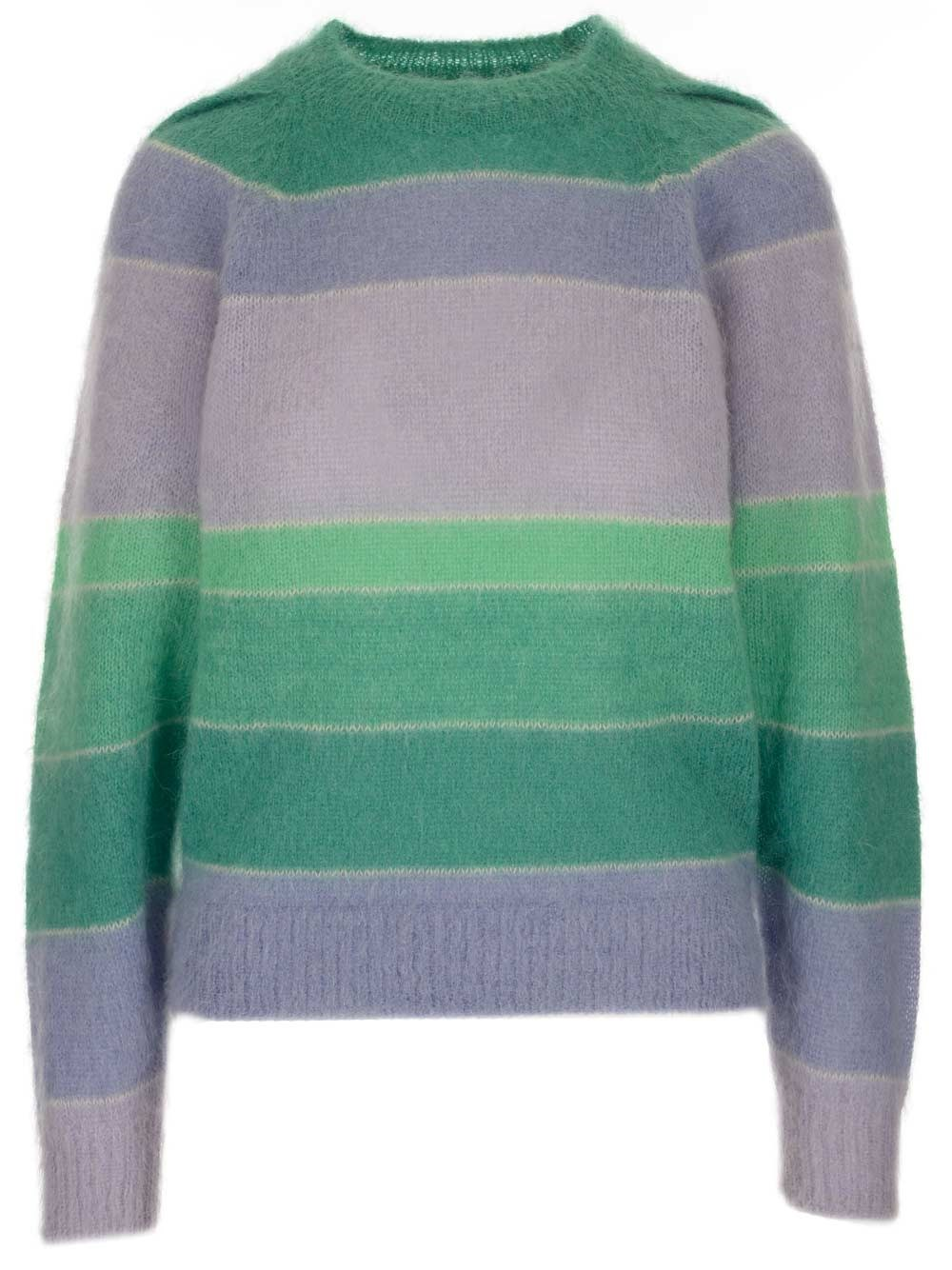 "ISABEL MARANT ETOILE ""Daniel"" Striped Sweater"