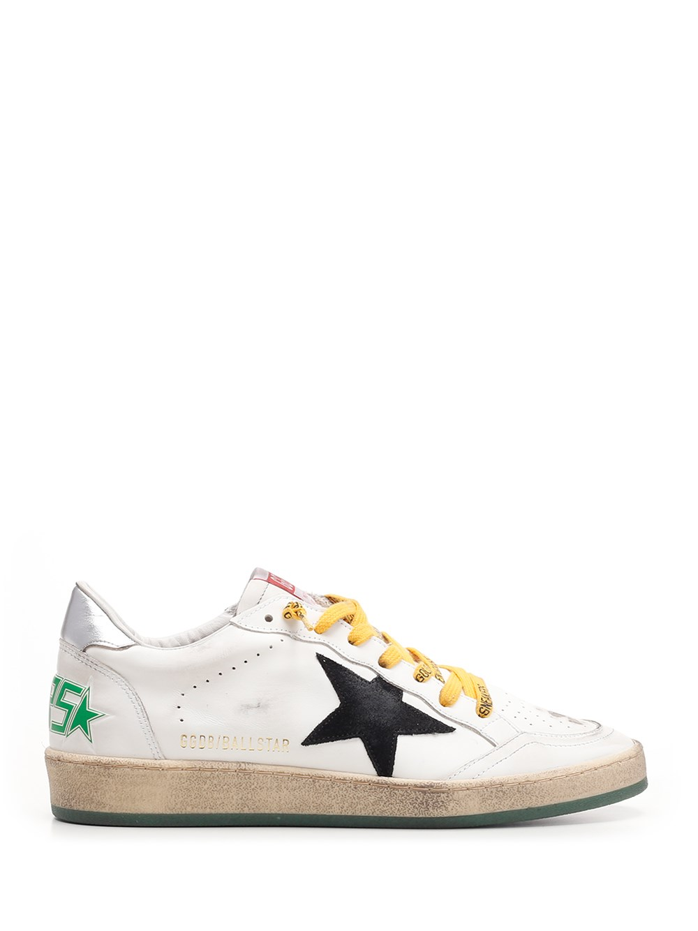"GOLDEN GOOSE DELUXE BRAND ""Ball Star"" Sneakers With Signature Laces"