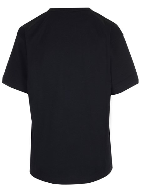 plain black cotton shirt