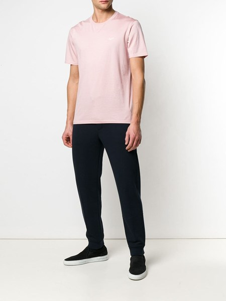 0b3a3c27 Pink cotton T-shirt