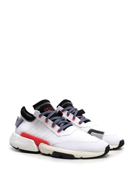 2da28e601f3 adidas original White POD 3.1 sneakers available on alducadaosta.com ...