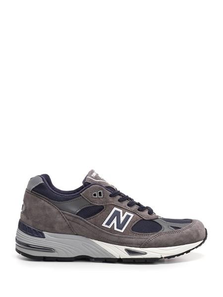 outlet store 486dc 382a6 sneaker grigie e blu